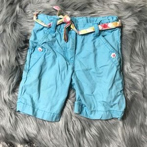 Gymboree light blue Bermuda shorts size 4 girl